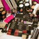 A lot of mac cosmetics