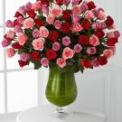 big bouquet of flowers