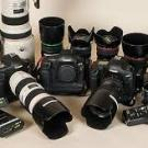Want a lot of photo equipment
