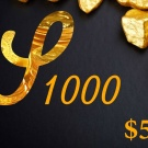 1000tokens