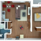 I dream to have my own apartment!