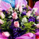 spoil me with flowers- I love