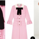 Pink dress Gucci