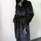 new mink coat  she cost near 12-15 000 tok if love