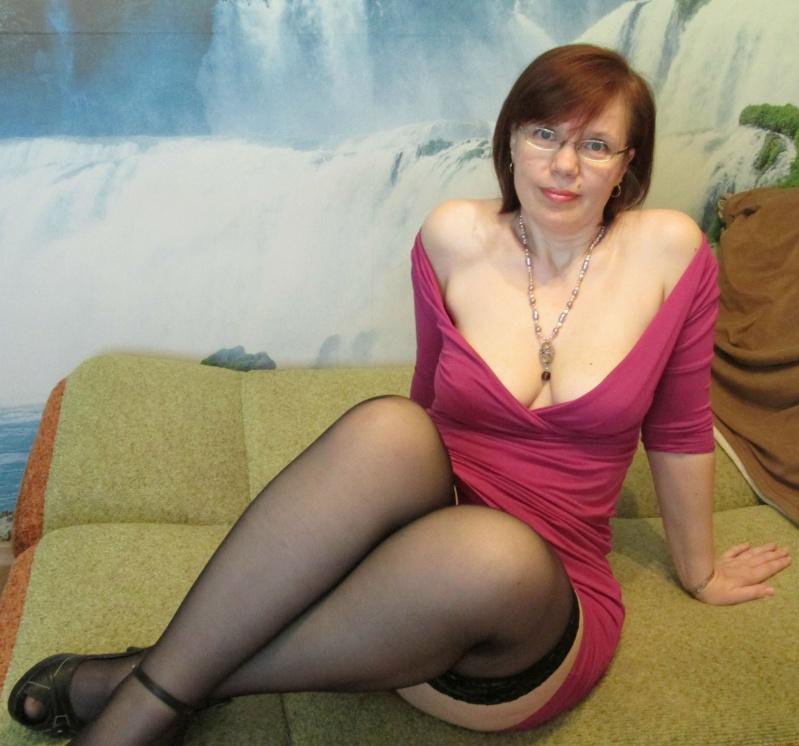 Женщины в возрасте у вебкамер