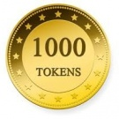 1000 tokens =)