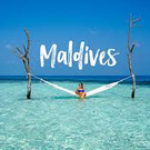 Flight to amazing Maldives!