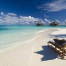 want to relax in the Maldives