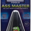 "Titanmen Tools Butt Plug 4.5"" Diameter Ass Master"