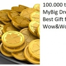 "My Big Dream!100.000 ,,Bonga"" tokens!"