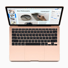 "Ноутбук APPLE A2179 MacBook Air 13"" (MWTL2UA/A) Gold 2020"