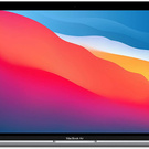 2020 Apple MacBook Air with Apple M1 Chip (13-inch, 8GB RAM, 512GB SSD Storage) - Silver