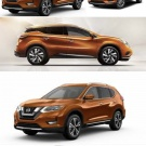 Nissan Rogue 2018 Brown