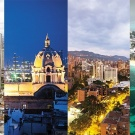 Travel throughout Colombia!