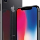 Смартфон Apple iPhone X 256GB (серый космос)