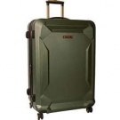 "Timberland 29"" Hardside Expandable Spinner Suitcase forest green"