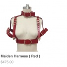 Maiden Body Harness