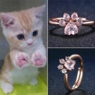 I love cats and my biggest wish is to have this ring