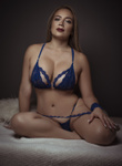 RachelCardozo blue lingerie photo 4259430