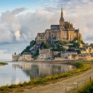 Mount Saint-Michel is so beautiful!!!