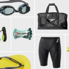 Swimming equipament!