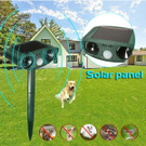 Outdoor Solar ULtrasonic device