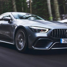 Mercedes AMG GT 63s 4-door Coupe