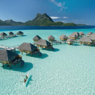 Get to know the beaches of Bora Bora