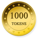 1000 Tokens