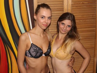 BlondeWitches: Live Cam Show