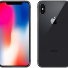 Iphone x plus Black