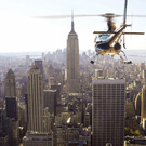 Private Helicopter Flight over New York City