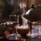 Dream of opening my own  little Teahouse)