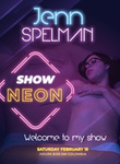 Jenn-Spelman ATENTION! Neon Show photo 4568167