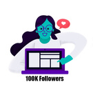 100K Followers