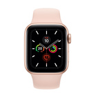 Apple I watch rose gold series 5
