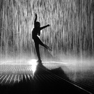 dancing in the rain half naked