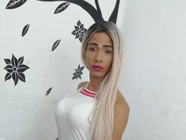 транссексуал isabella-18st