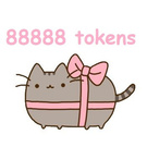 88.888 tokens one tip
