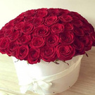 ❤️Bouquet of luxurious red roses❤️777 tokens❤️