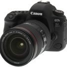 Canon 6D Mark II with 24-105L lens