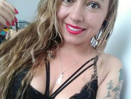 секс с Lauren-Tattoo