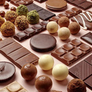 A lot of chocolate ♥