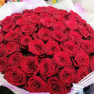 Bouquet of roses-7000 tokens
