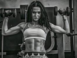 секс с FitnessLinda