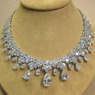 60 carat diamond necklace