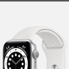Apple Watch 6 serious