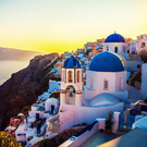 Travel to Santorini ♥