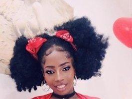 порно Afro-goddess