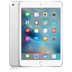 Apple iPad mini 4 WiFi 16GB Silver